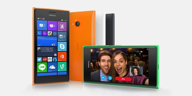 Nokia Lumia 730 Header