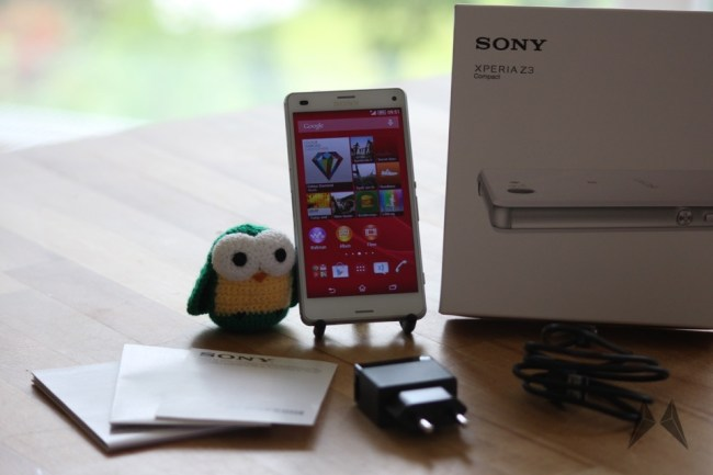 Sony Xperia Z3 Compact IMG_3107