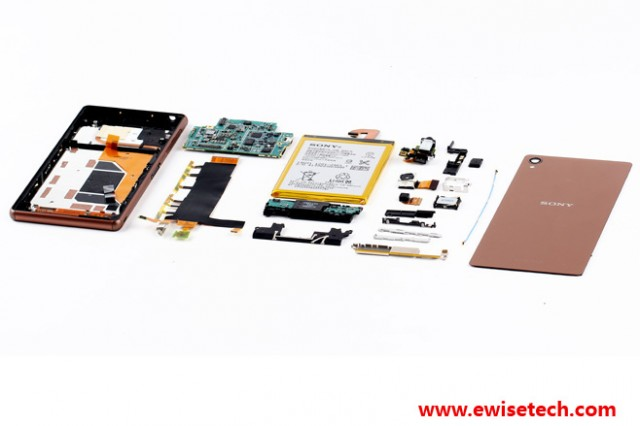 Xperia-Z3-Teardown_1-640x426