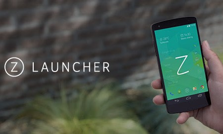 Z Launcher Nokia