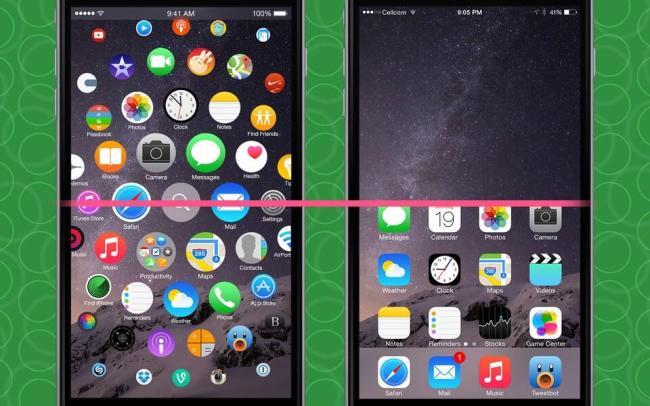 iOS Konzept Apple Watch Reachability