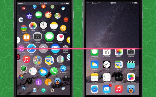 iOS Konzept Apple Watch Reachability