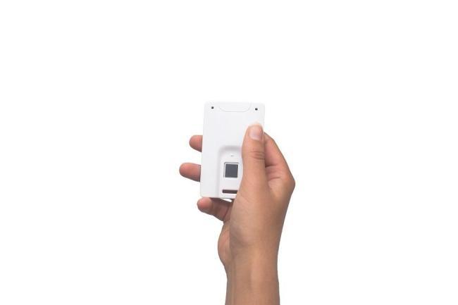 mastercard fingerabdruck rückseite