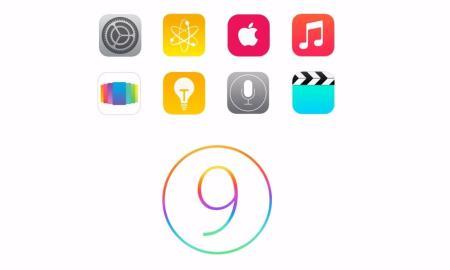 Apple iOS 9 Konzept