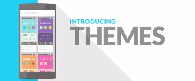 Cyanogen Inc. Themes