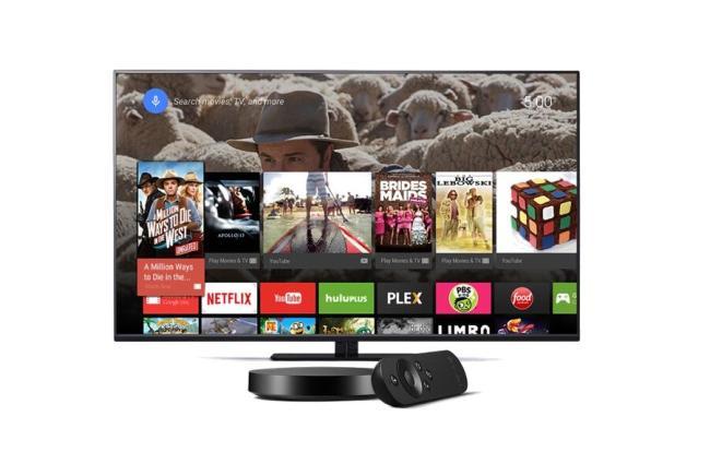 Google Nexus Player Android TV Header