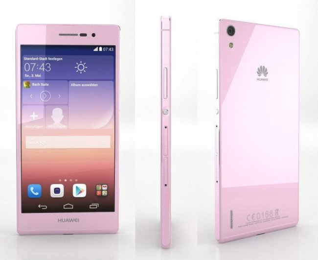 Huawei_Ascend_P7_Pink_