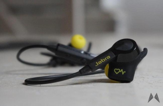 Jabra Sport Pulse Wireless Abschluss