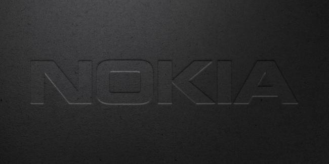 Nokia Logo Header
