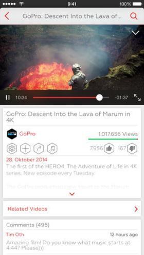 android youtube videos offline anschauen