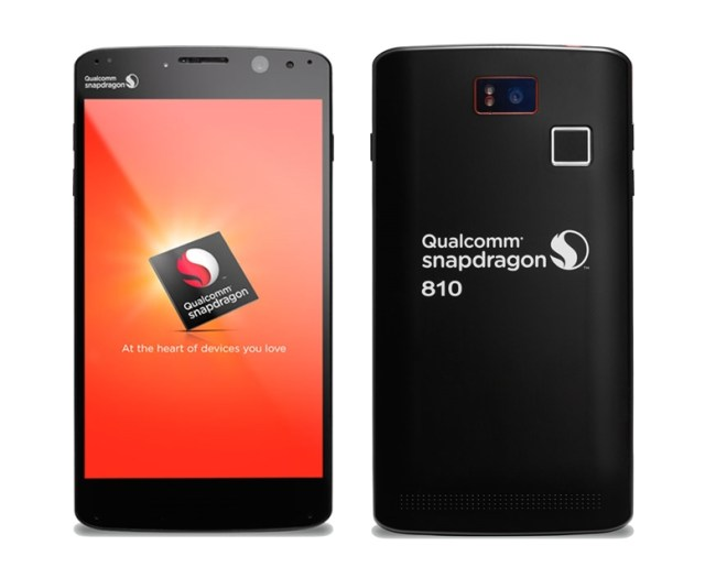Qualcomm Referenz Smartphone