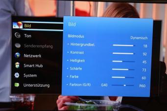 Samsung UE55HU8590 TV 55 Zoll curved 4K 3D IMG_3825