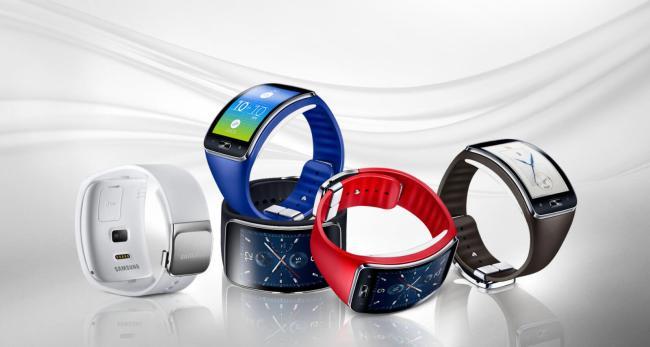 gear s armband farben
