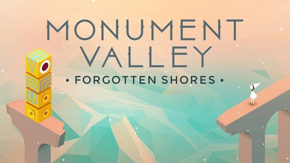 monument valley forgotten shores