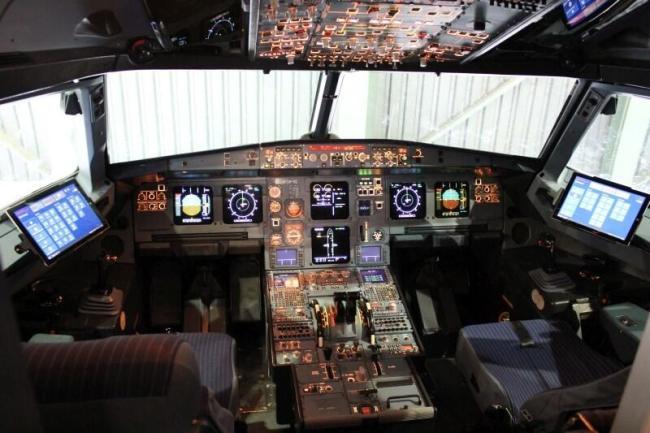 surface pro 3 cockpit