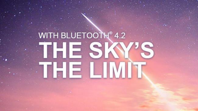 BT 4.1 Sky
