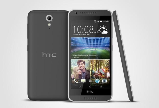 HTC Desire 620 Header
