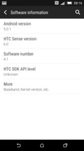 HTC Lollipop M8 Screenshots (1)