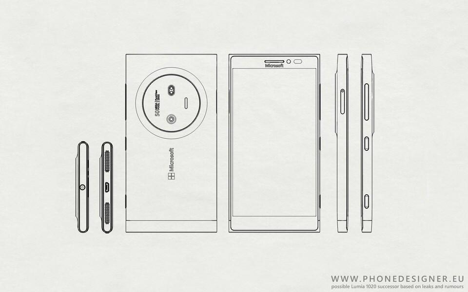 Microsoft Lumia 1030 Konzept (2)
