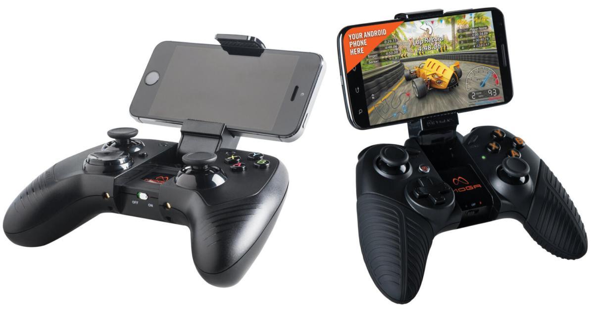 MOGA: Gaming-Controller für Android und iOS landen exklusiv bei o2