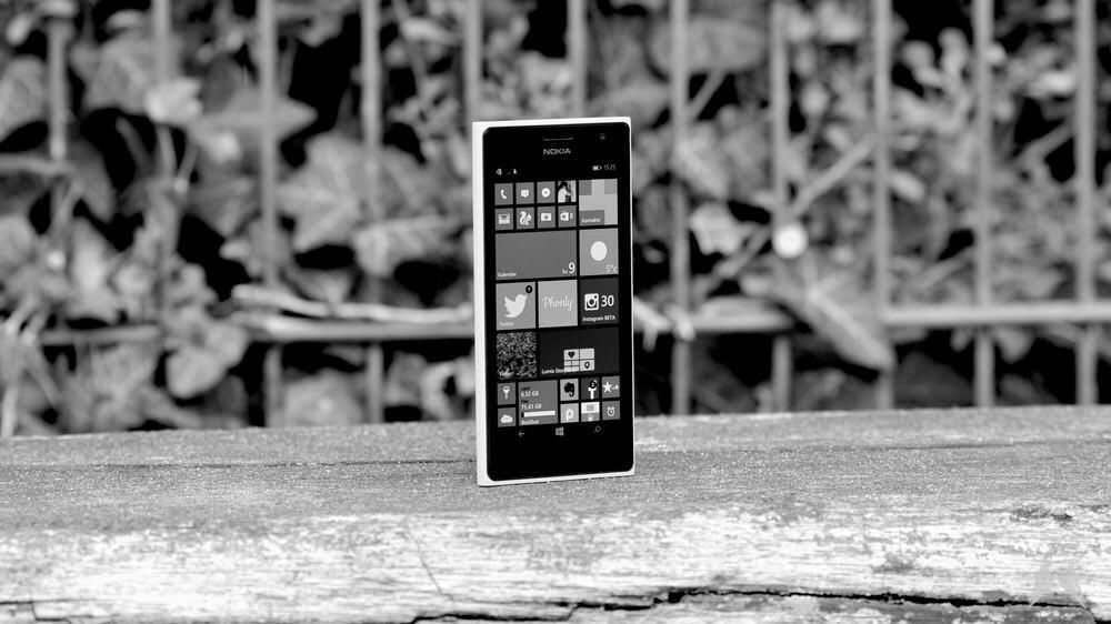Nokia Lumia 735 Testbericht