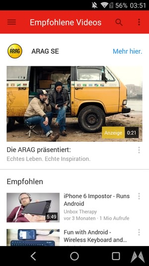 YouTube Material-Design 01