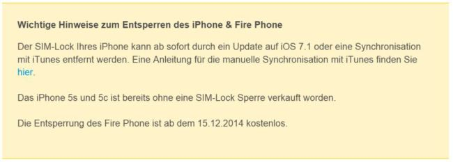fire phone entsperrung