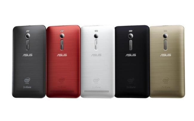 Asus ZenFone 2 Back