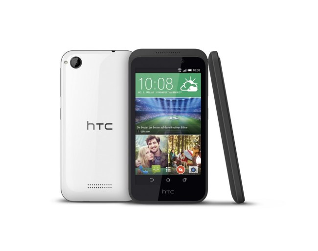 HTC Desire Weiß