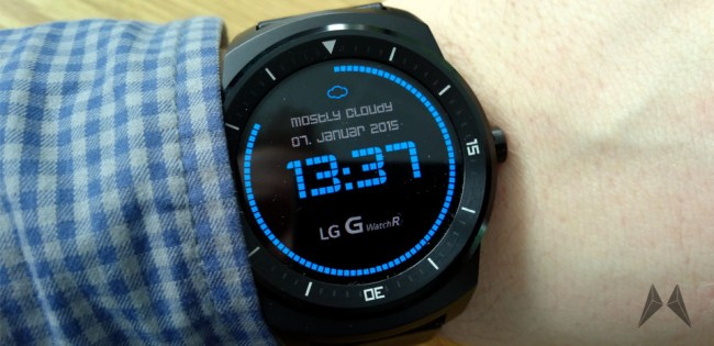 LG G Watch R FIT deaktiviert