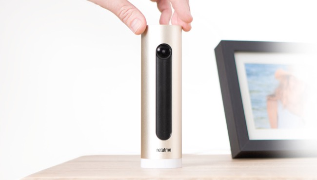 netatmo welcome smarte kamera die jedes familienmitglied. Black Bedroom Furniture Sets. Home Design Ideas