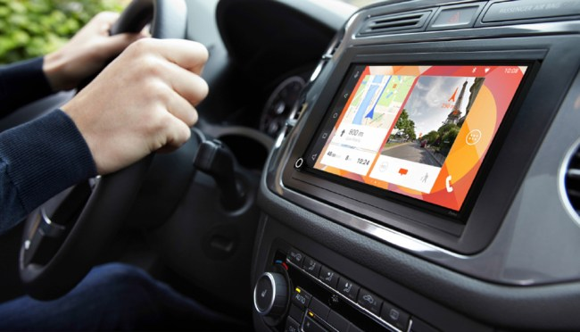 Parrot RNB6 Android Auto Apple Car Play