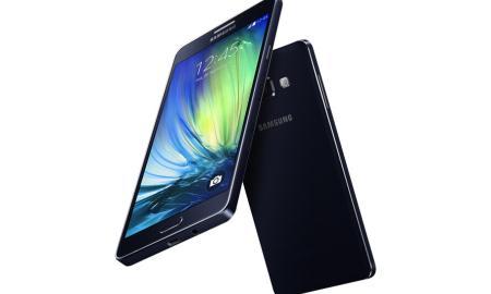 Samsung Galaxy A7 Schwarz