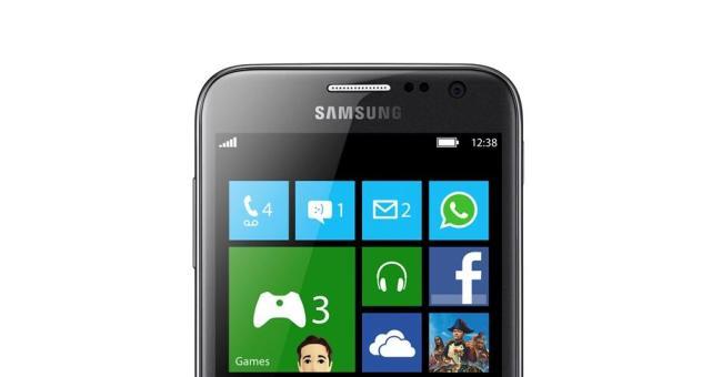 Samsung Windows Phone Ativ Header