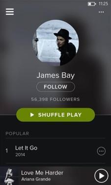 Spotify Screens Update (2)