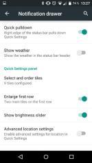 Xperia Z3 Compact CyanogenMod CM12 Nightly 2015-01-26 12.27.52
