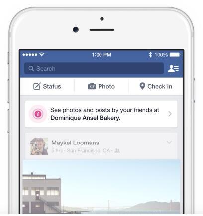facebook newsfeed tipp ort