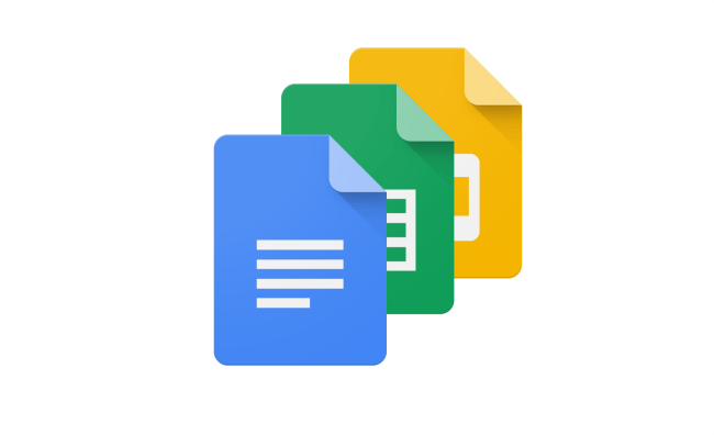 google docs office header