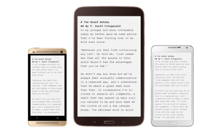 iA Writer Android