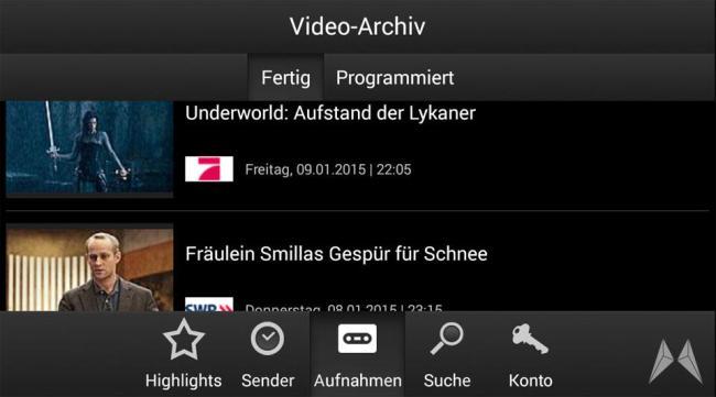 save.tv header