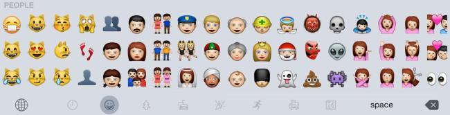 Emoji People