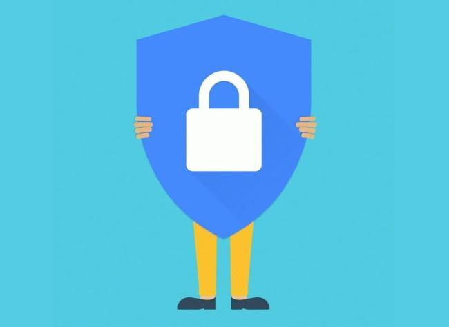 Google Sicherheit Header