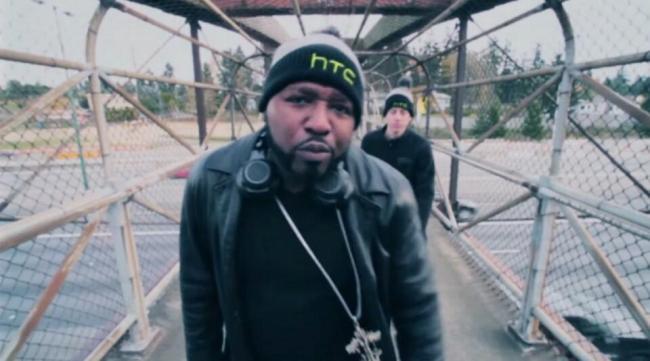 HTC Rap Video