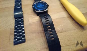 LG G Watch R Armband