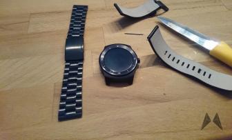 LG G Watch R Armband2