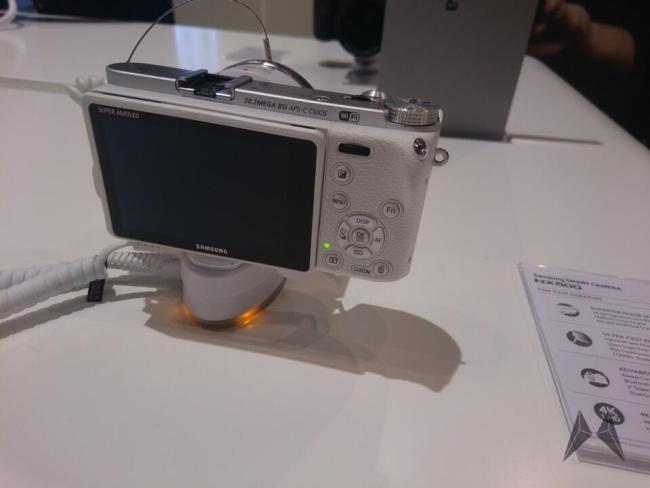 Samsung European Forum 2015 in Monaco CES Hightlights 016