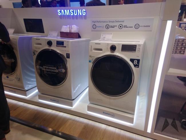 Samsung European Forum 2015 in Monaco CES Hightlights 019