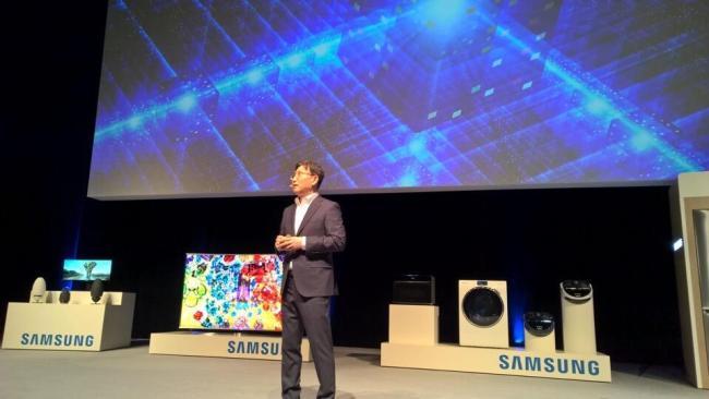 Samsung European Forum 2015 in Monaco CES Hightlights 020WP_201502