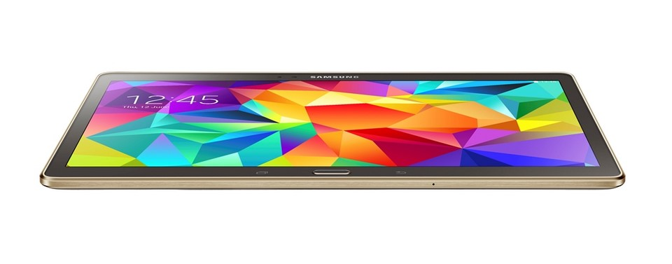 Samsung Galaxy Tab Header