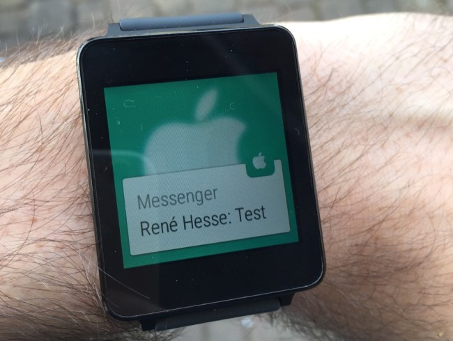 Android Wear iOS_2
